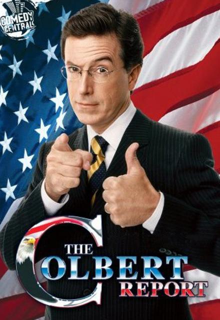 The Colbert Report kapak