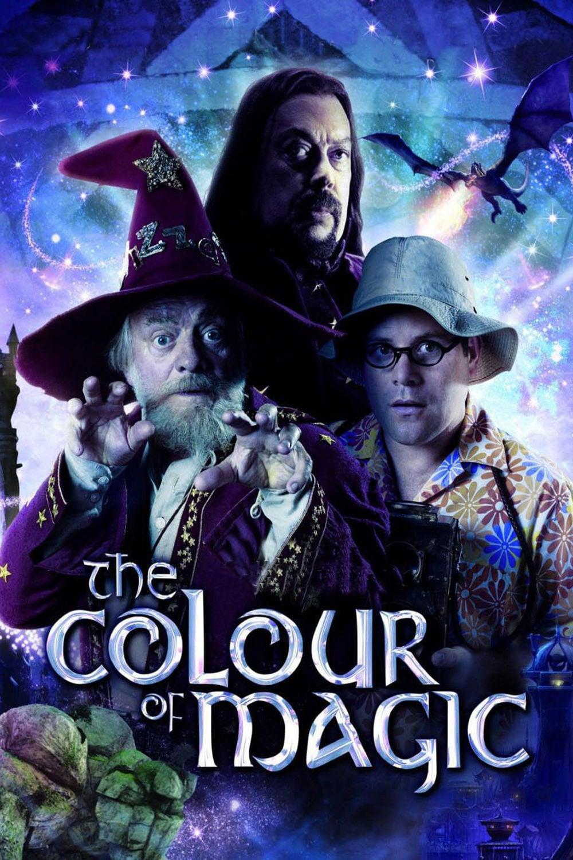The Colour of Magic kapak