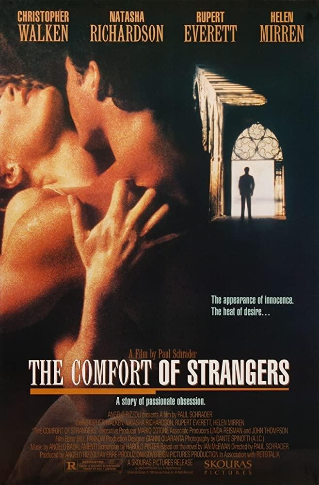 The Comfort of Strangers kapak
