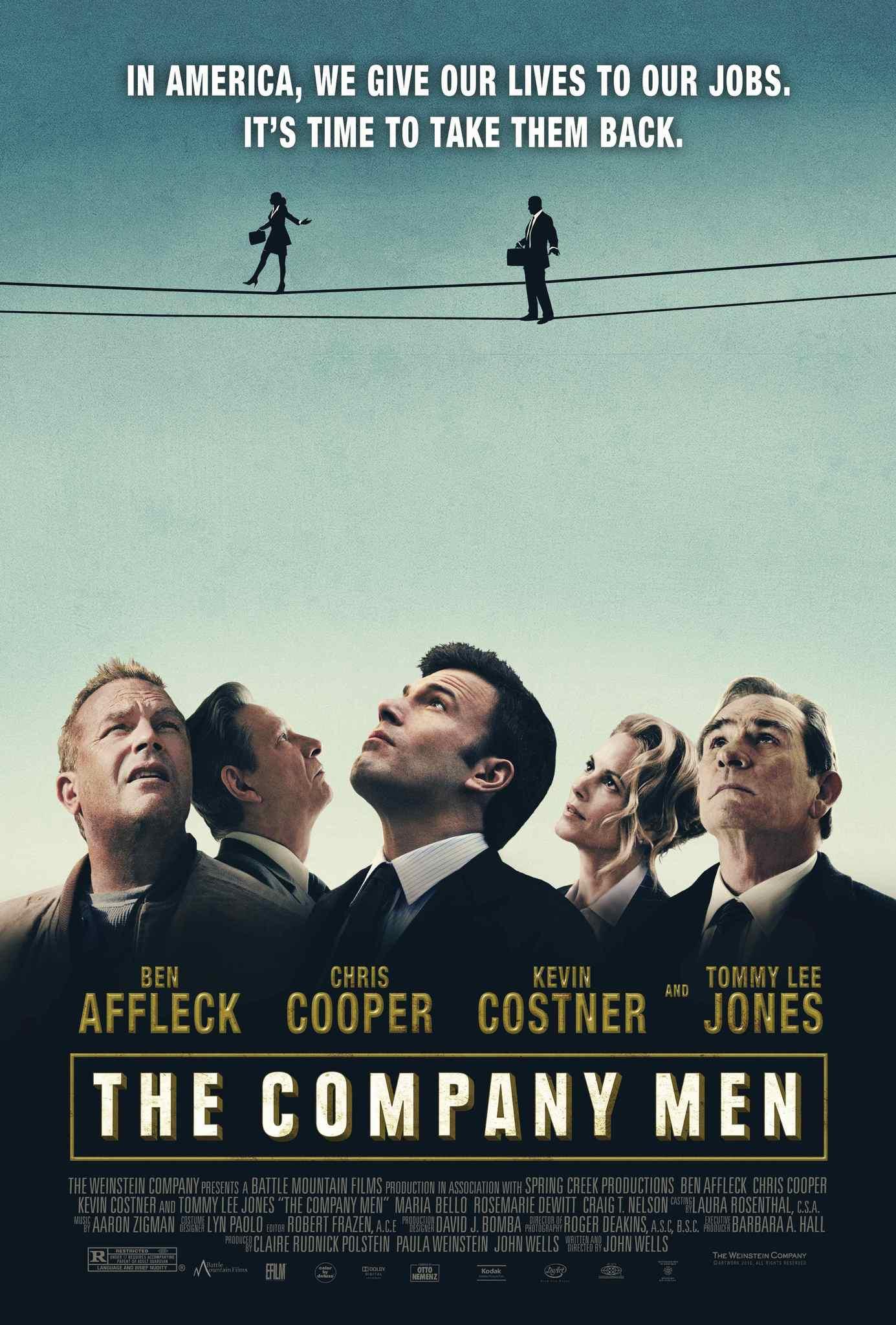 The Company Men kapak