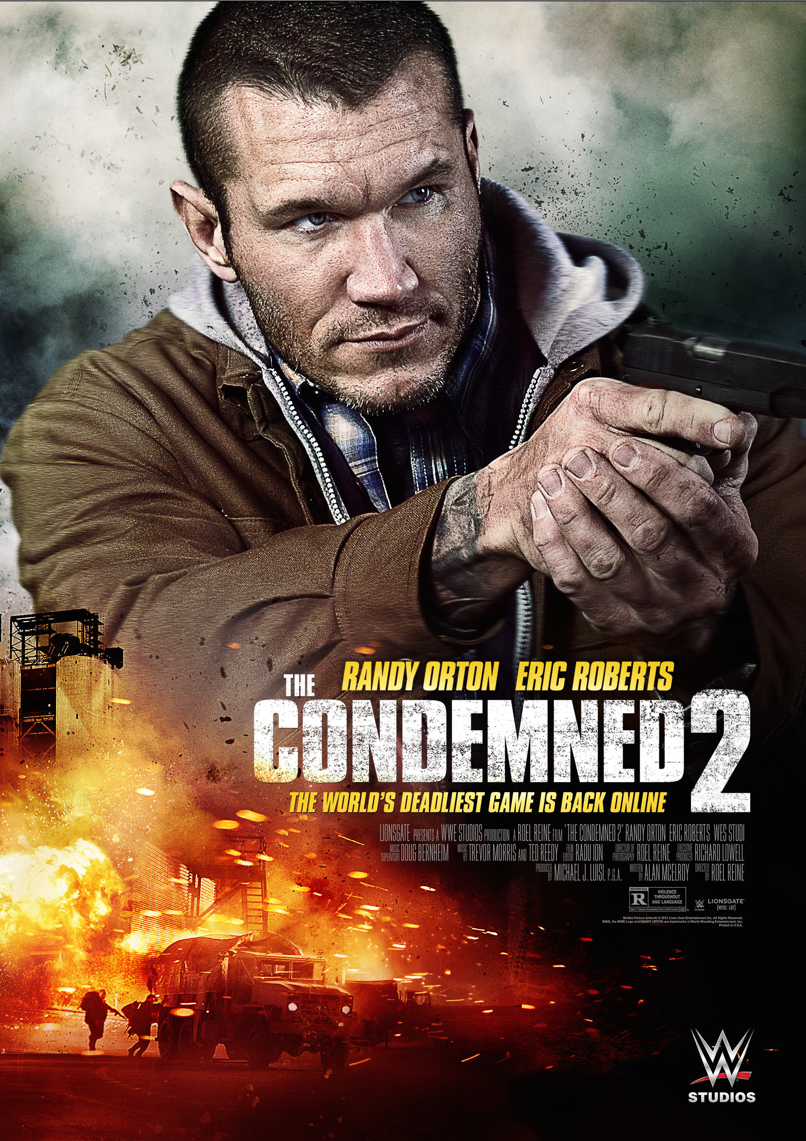 The Condemned 2 kapak