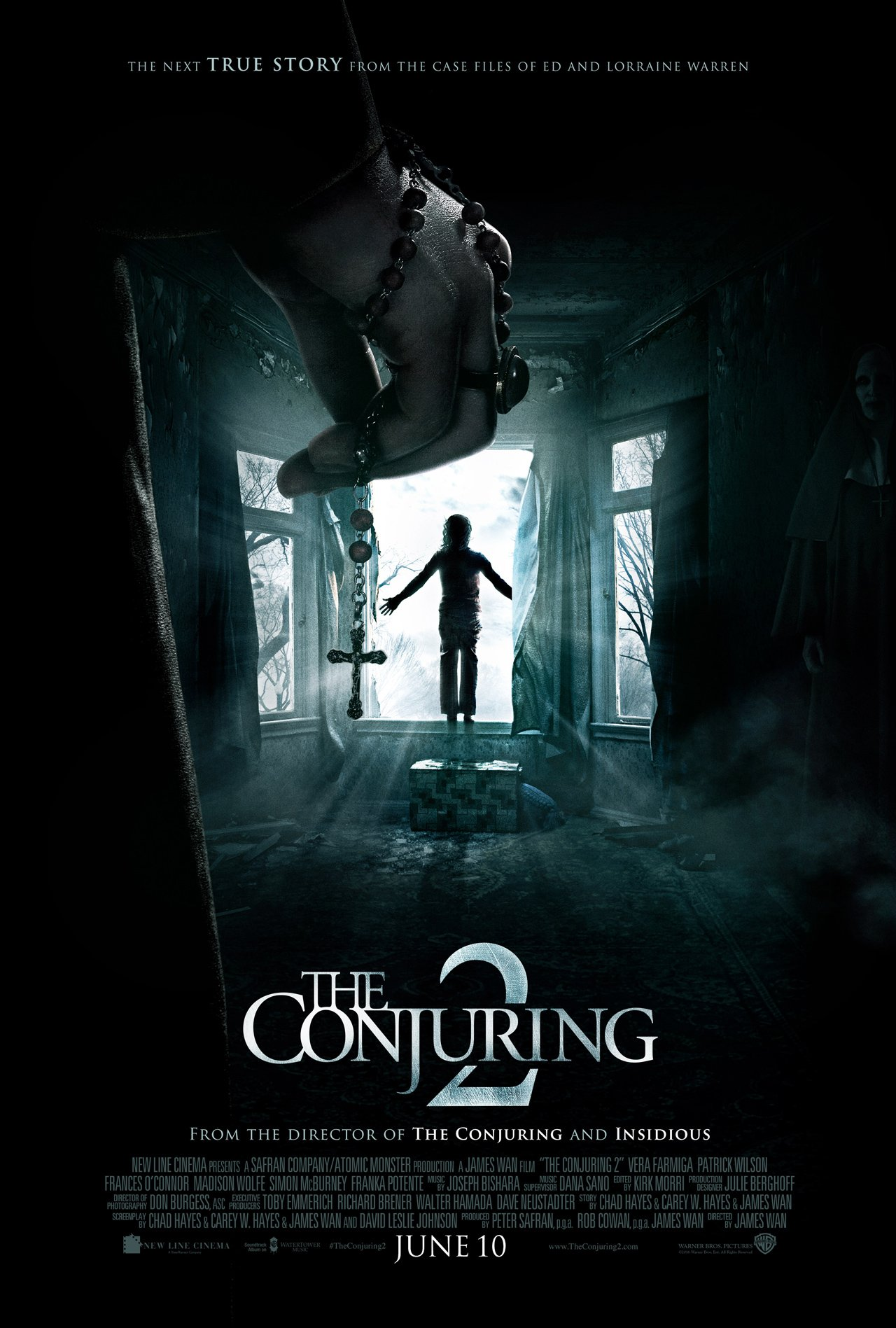 The Conjuring 2 kapak