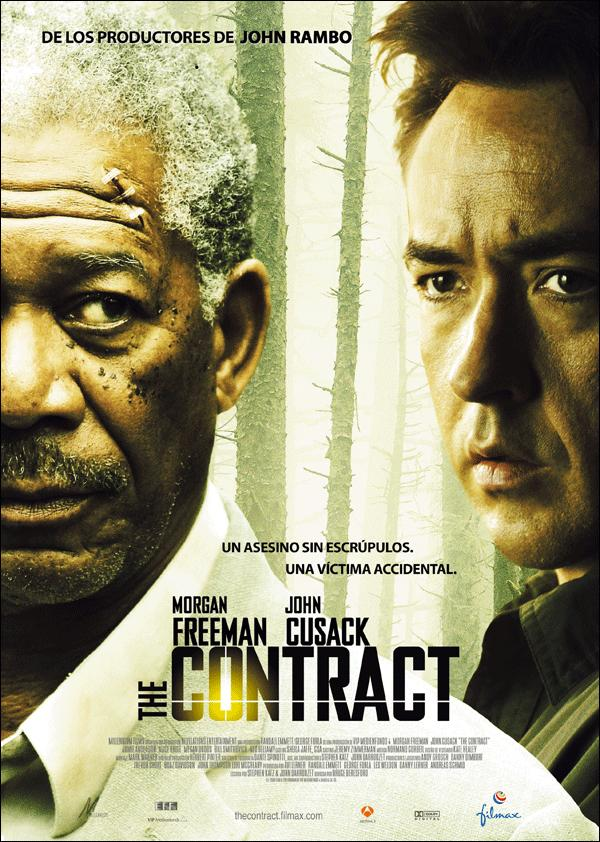 The Contract kapak