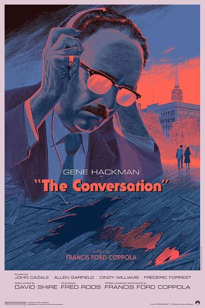 The Conversation kapak