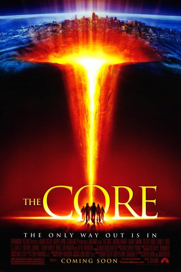The Core kapak