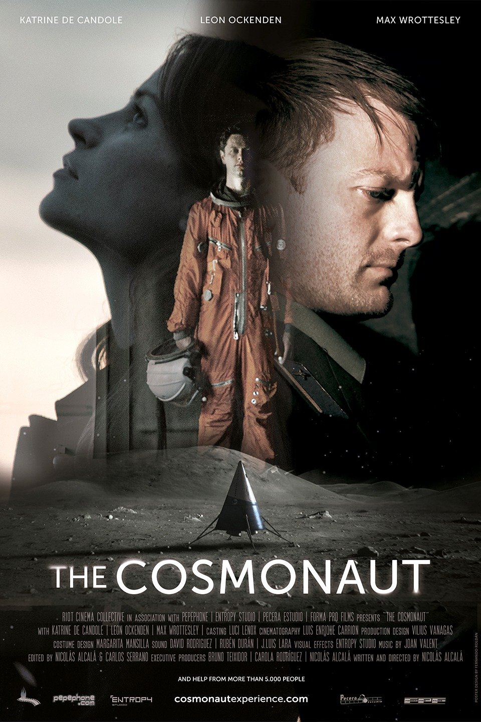The Cosmonaut kapak