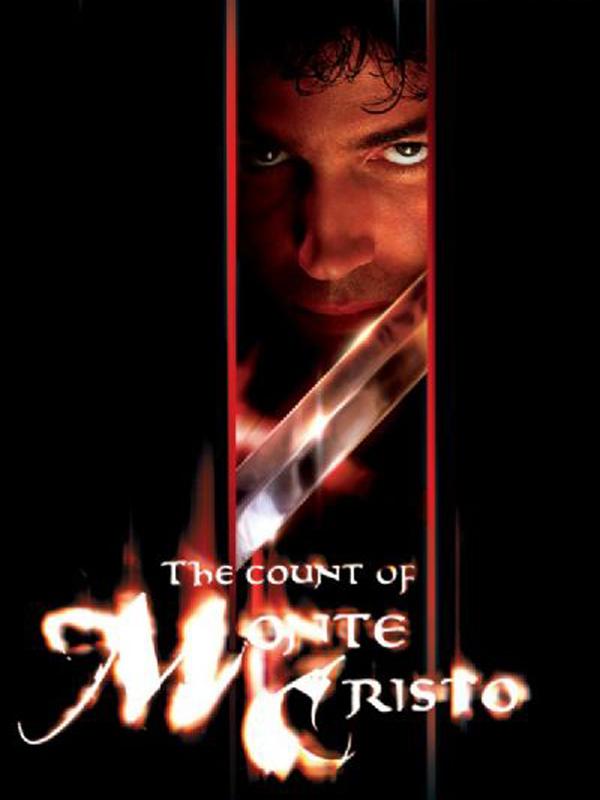 The Count of Monte Cristo kapak