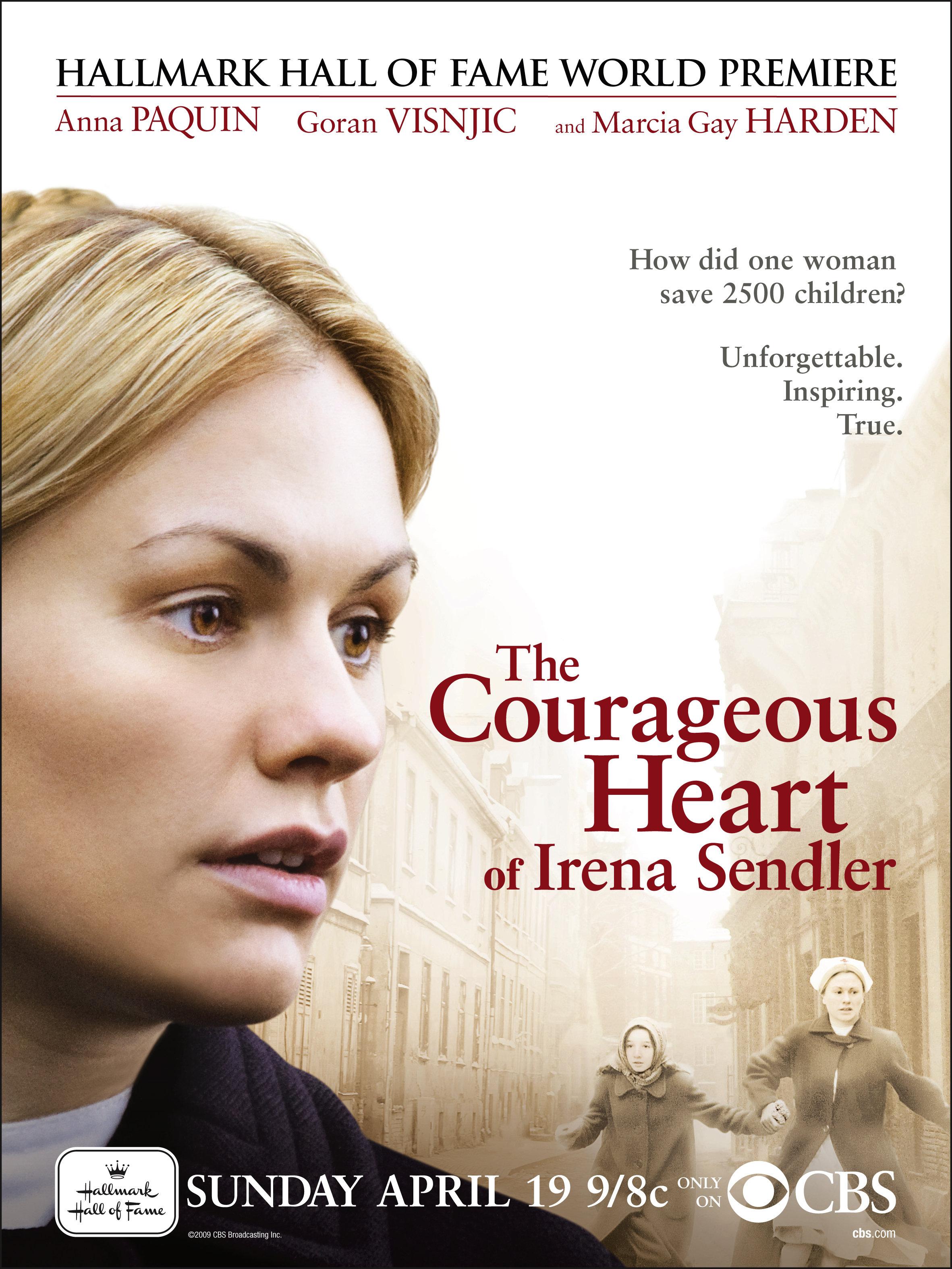 The Courageous Heart of Irena Sendler kapak