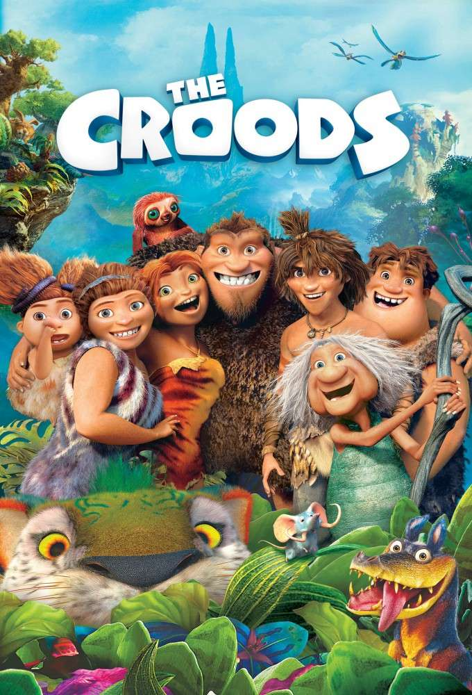 The Croods kapak