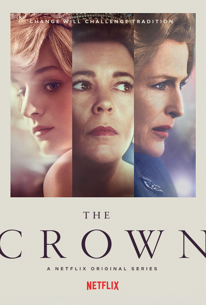 The Crown kapak