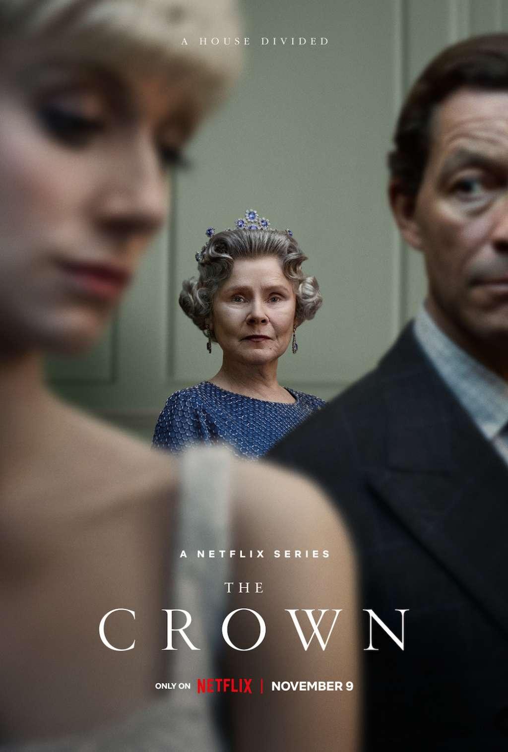 The Crown kapak