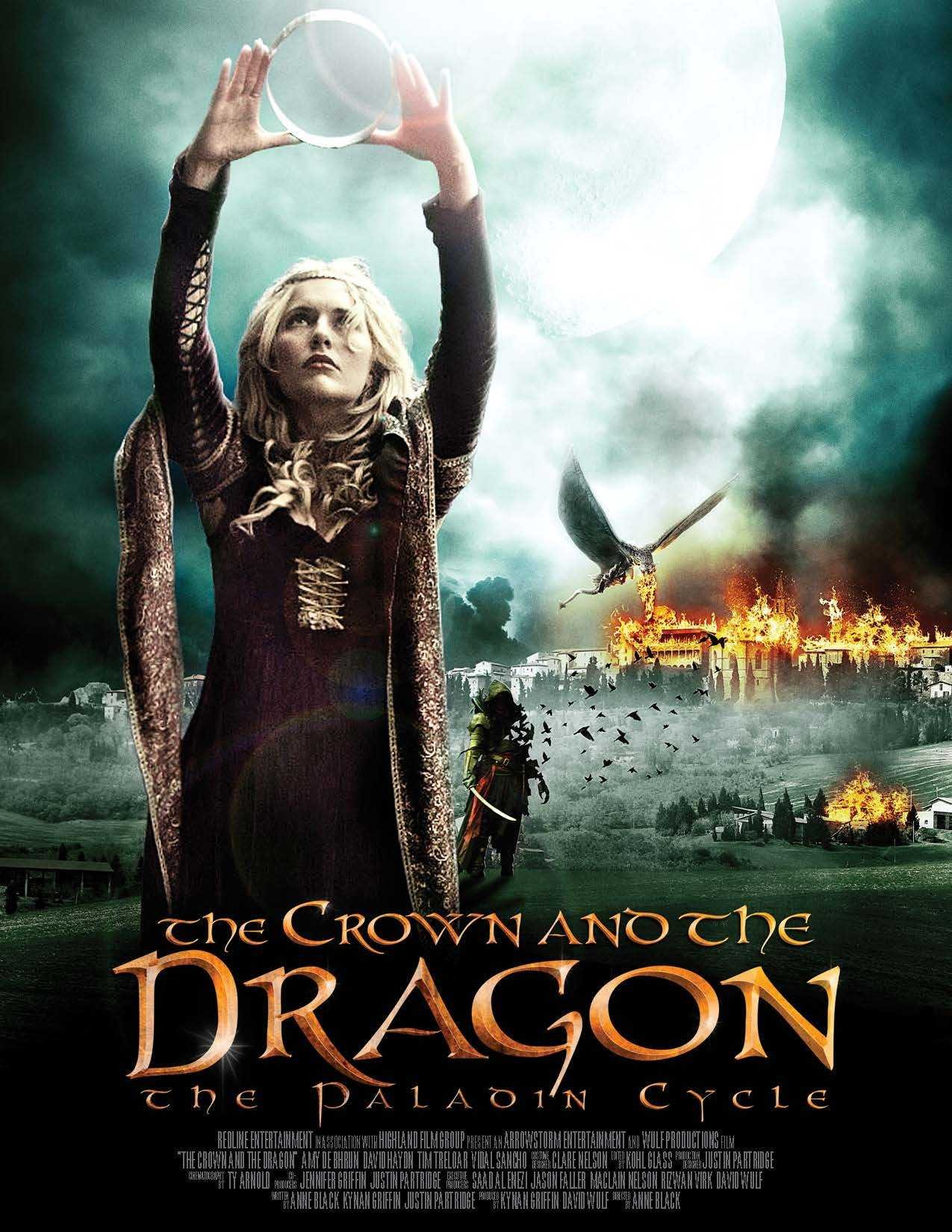 The Crown and the Dragon kapak