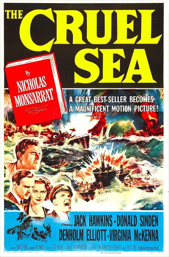The Cruel Sea kapak