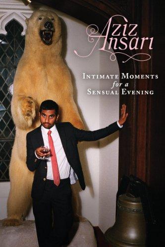 Aziz Ansari: Intimate Moments for a Sensual Evening kapak