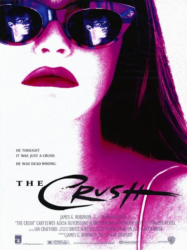 The Crush kapak
