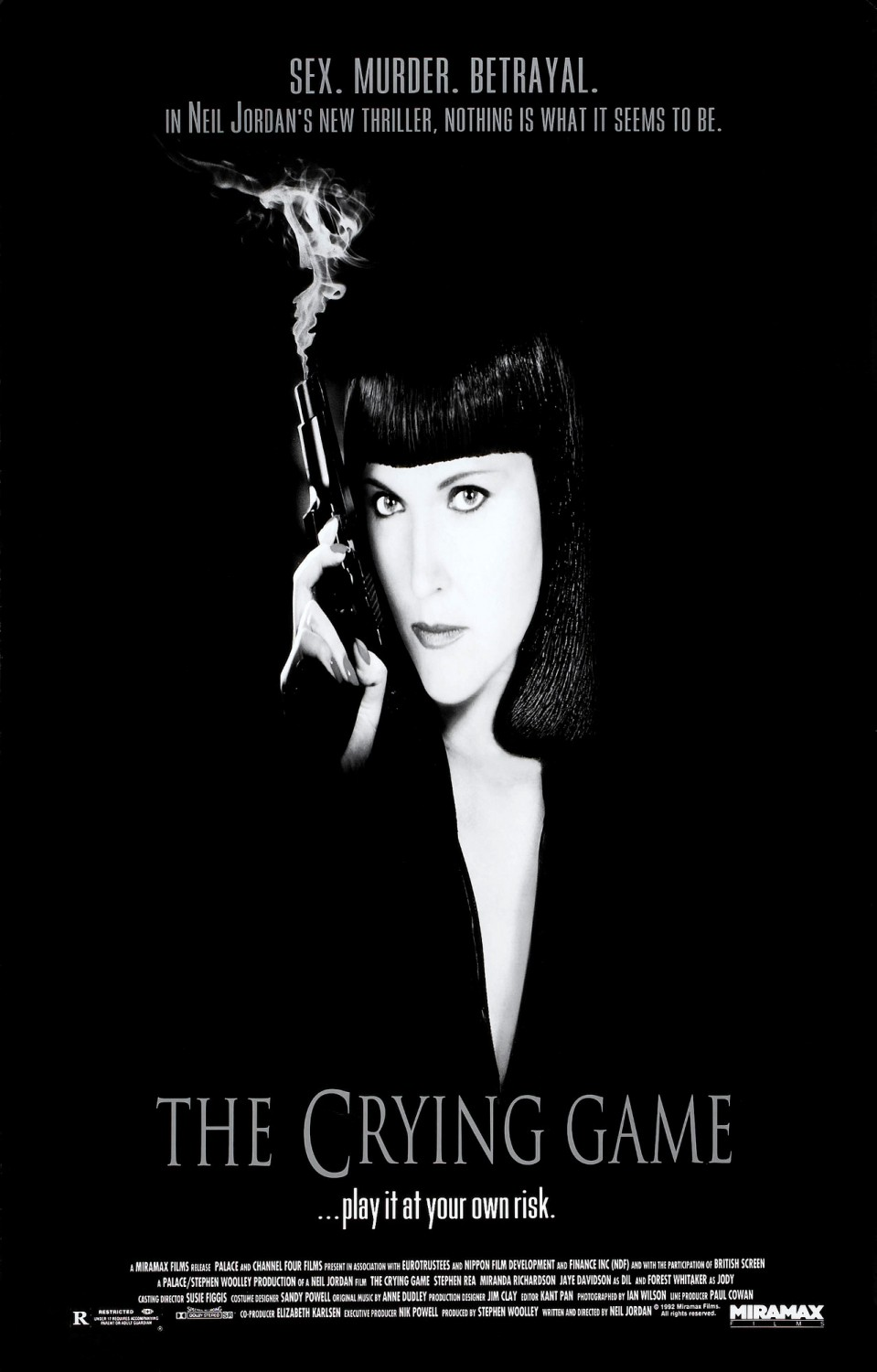 The Crying Game kapak