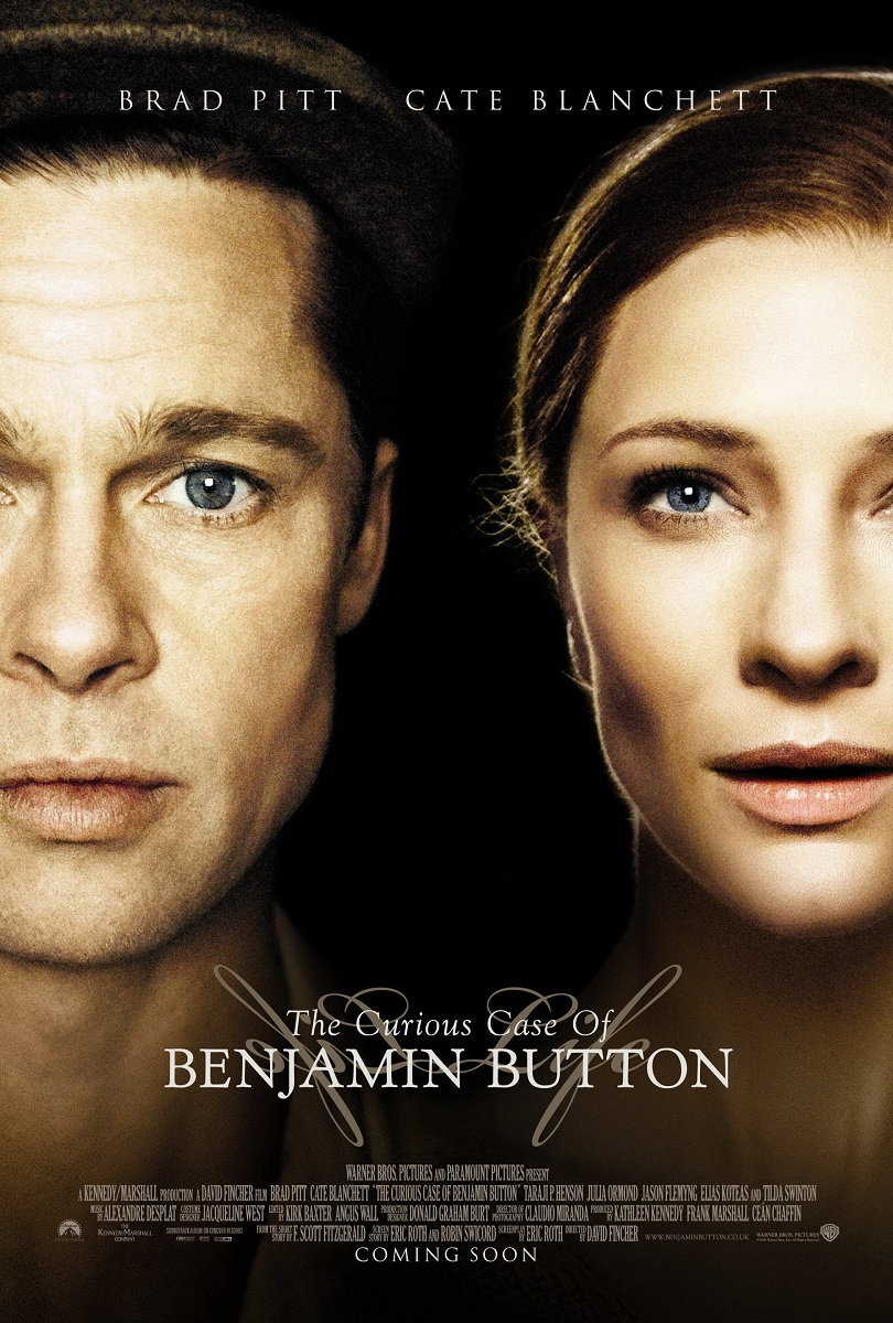 The Curious Case of Benjamin Button kapak