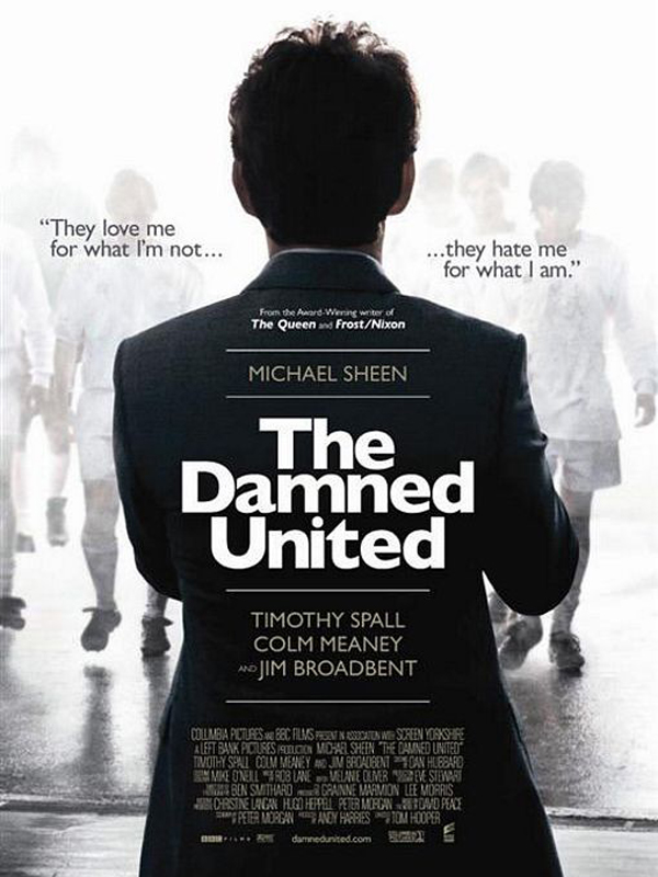 The Damned United kapak
