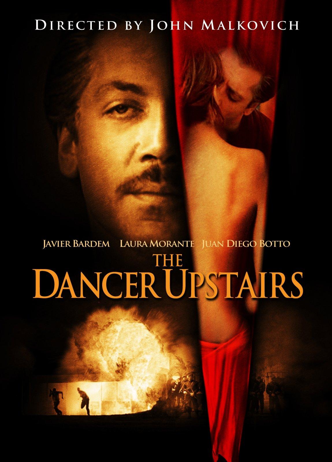 The Dancer Upstairs kapak