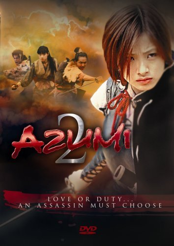 Azumi 2: Death or Love kapak