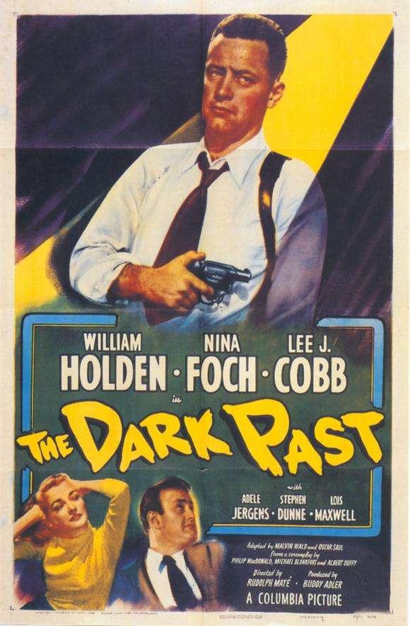 The Dark Past kapak