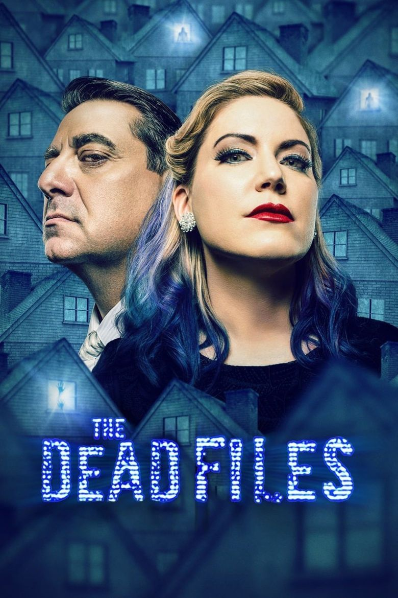 The Dead Files kapak