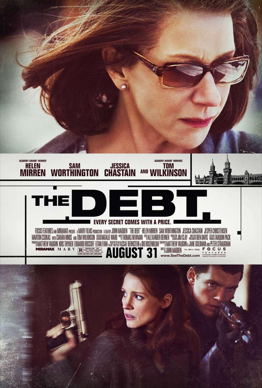 The Debt kapak
