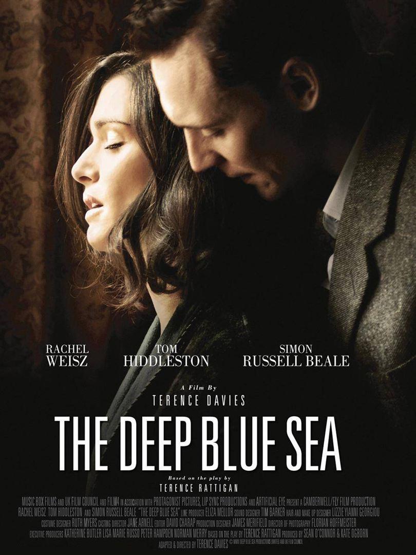 The Deep Blue Sea kapak