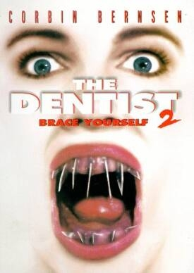 The Dentist 2 kapak