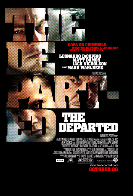 The Departed kapak