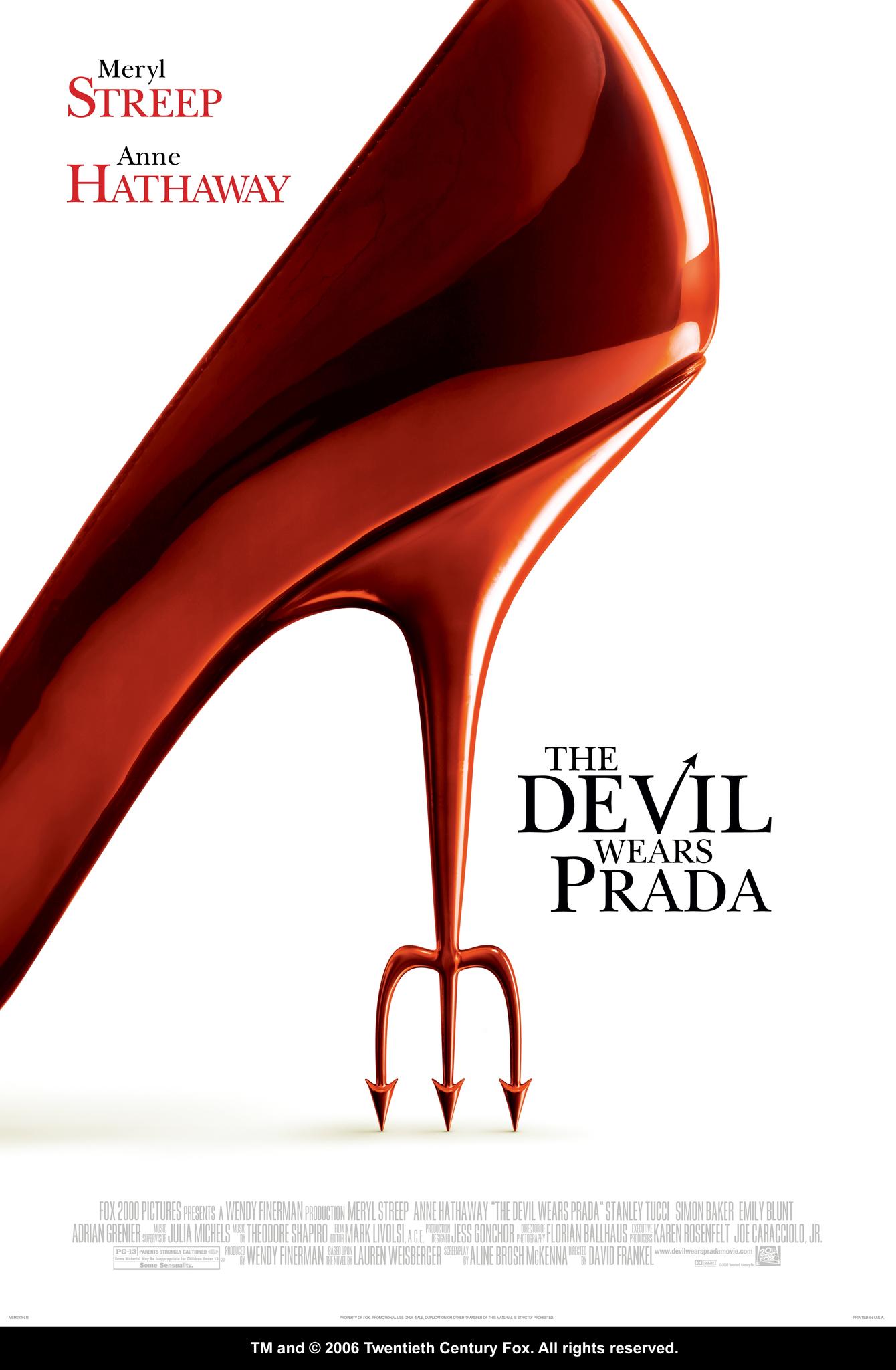 The Devil Wears Prada kapak
