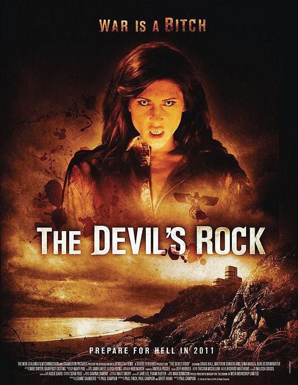 The Devil's Rock kapak