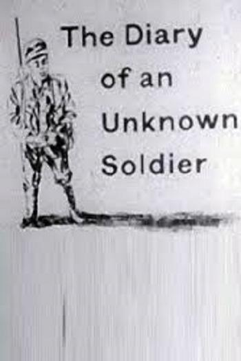 The Diary of an Unknown Soldier kapak