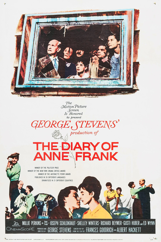 The Diary of Anne Frank kapak