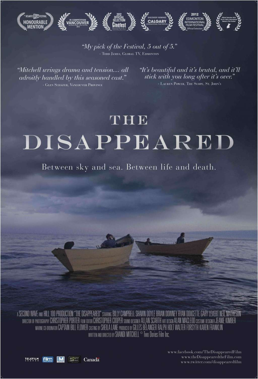 The Disappeared kapak