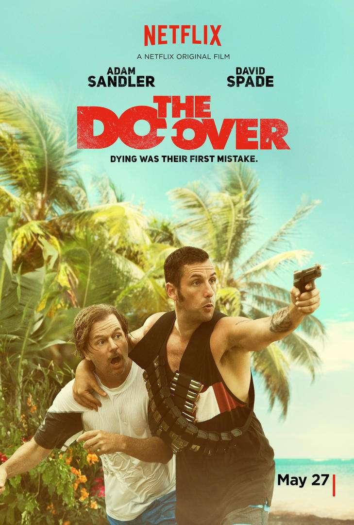 The Do-Over kapak