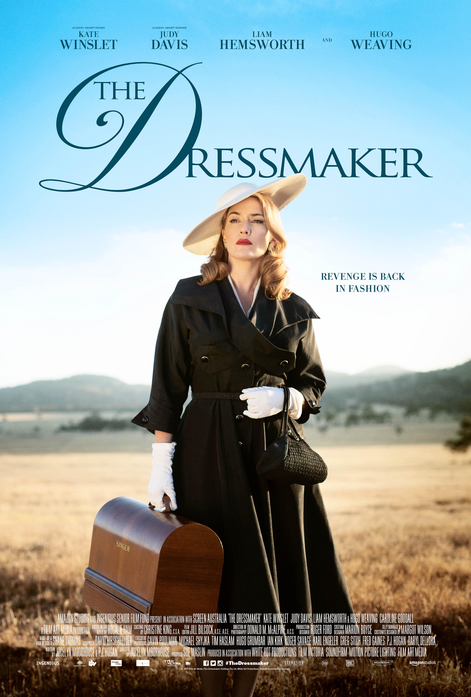 The Dressmaker kapak