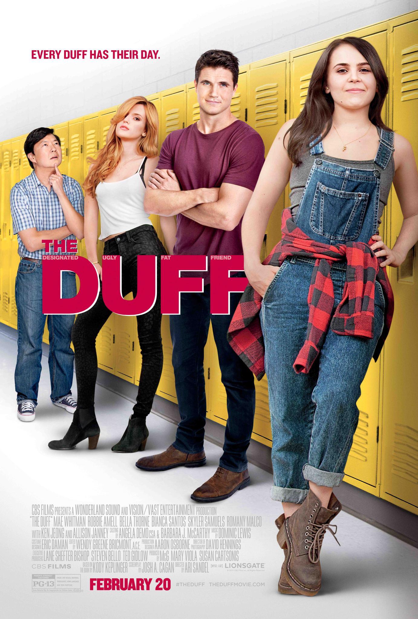 The DUFF kapak