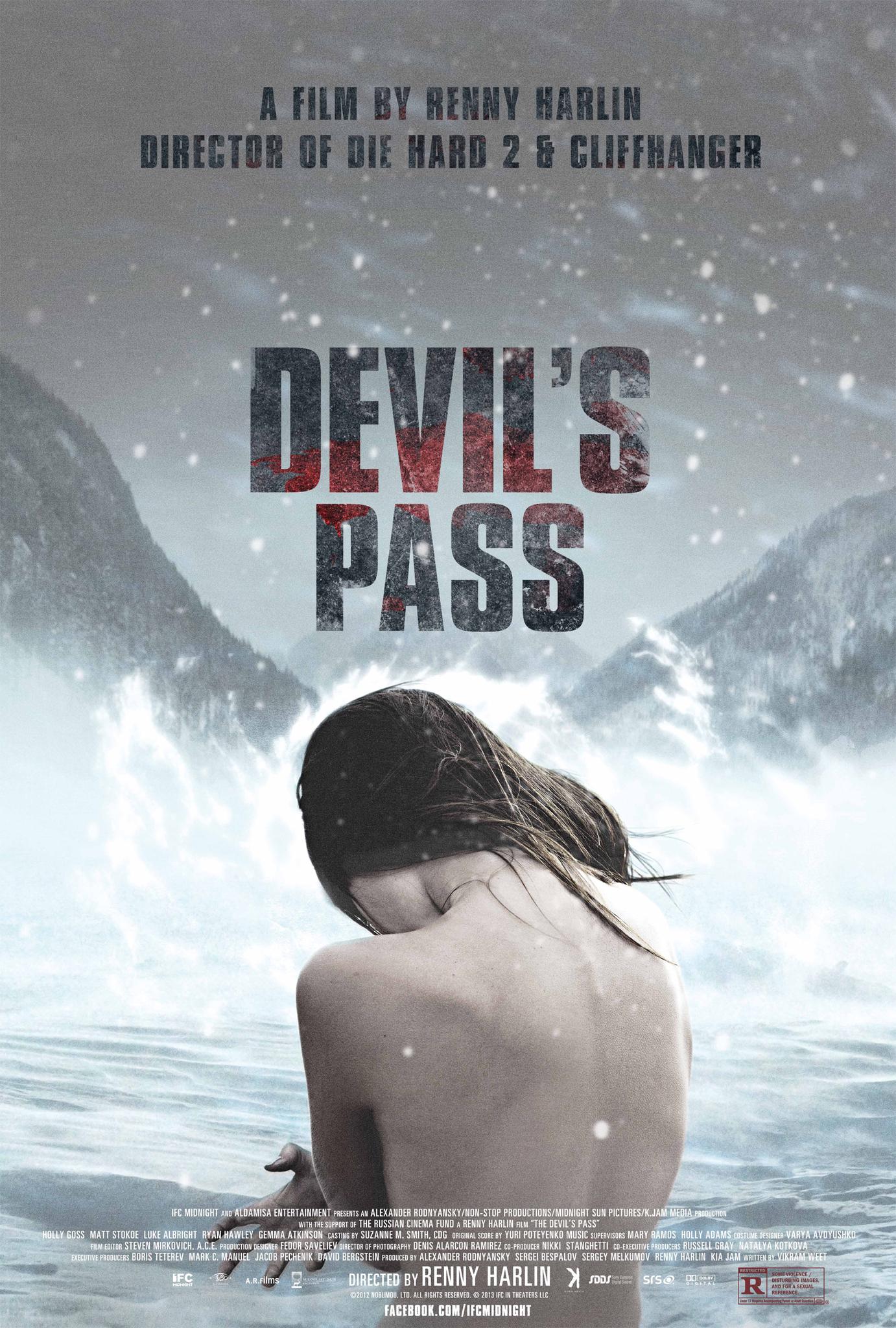 Devil's Pass kapak