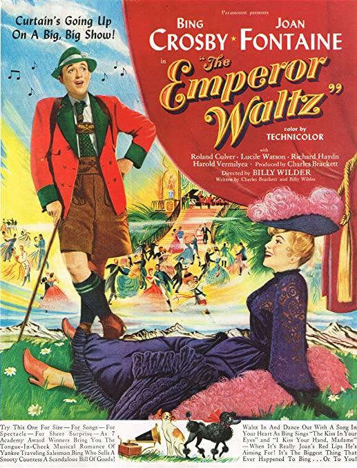 The Emperor Waltz kapak