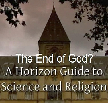 The End of God? A Horizon Guide to Science and Religion kapak