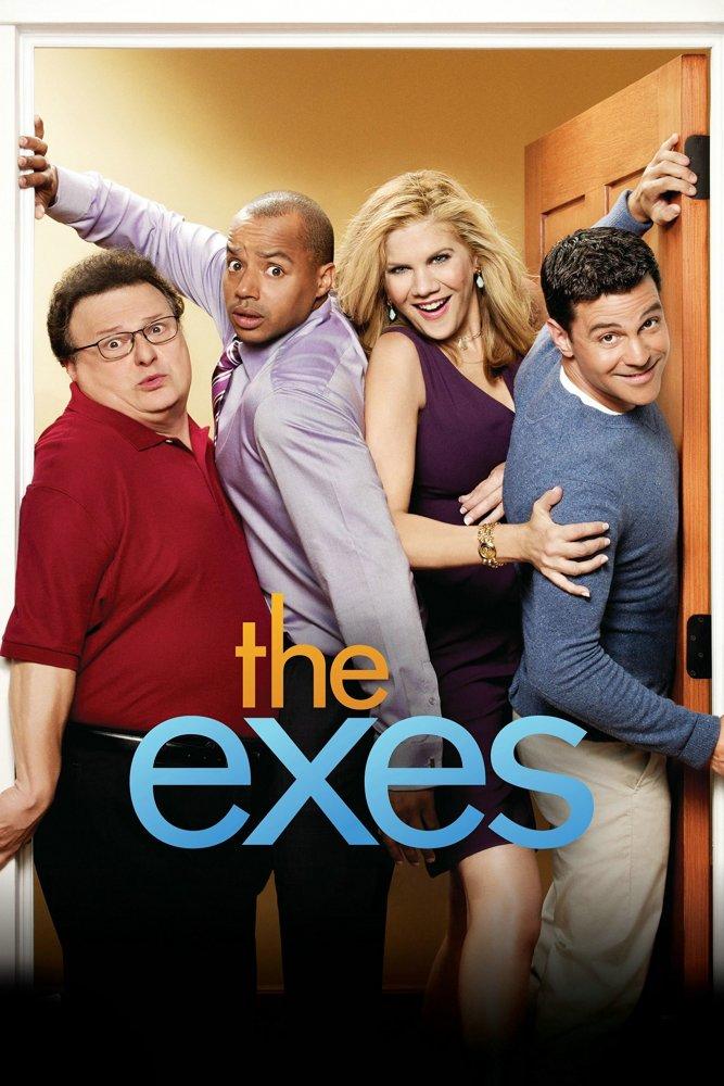 The Exes kapak