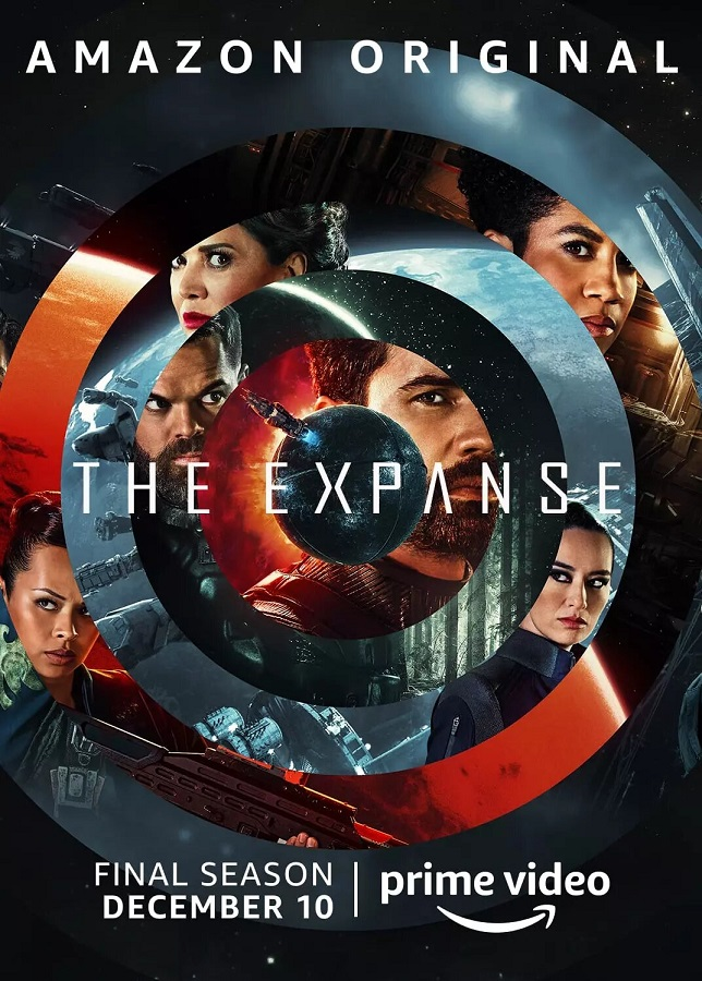 The Expanse kapak