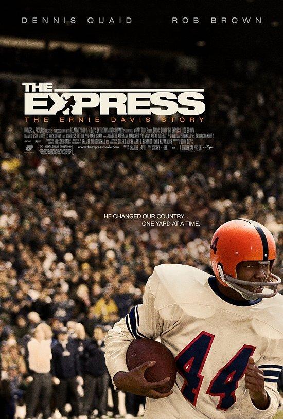 The Express kapak
