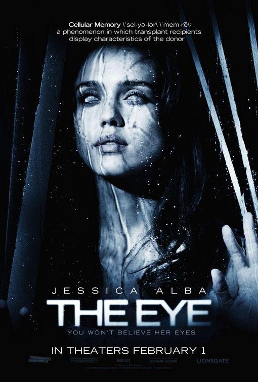 The Eye kapak