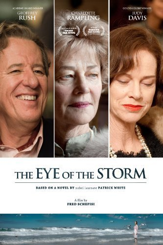 The Eye of the Storm kapak