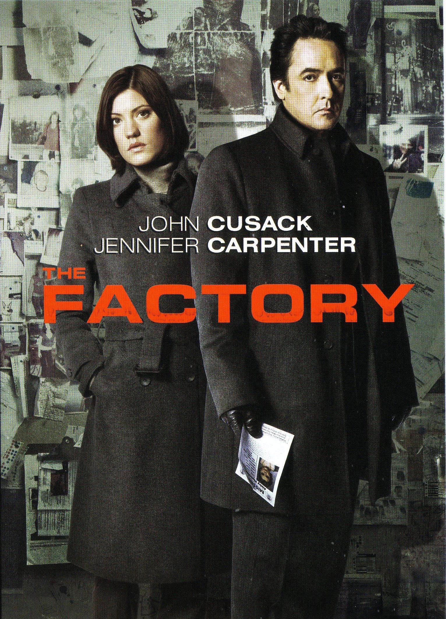 The Factory kapak