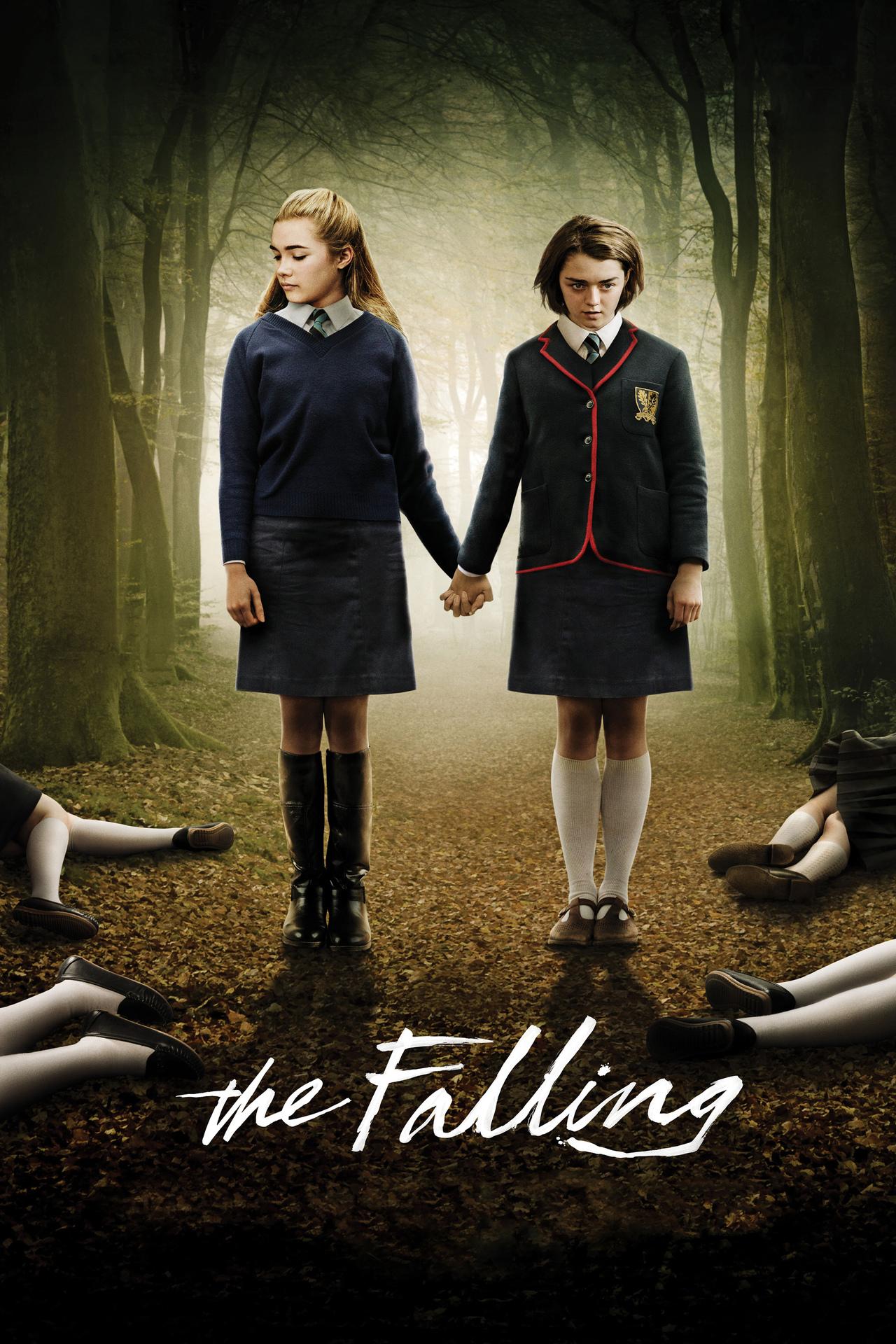 The Falling kapak
