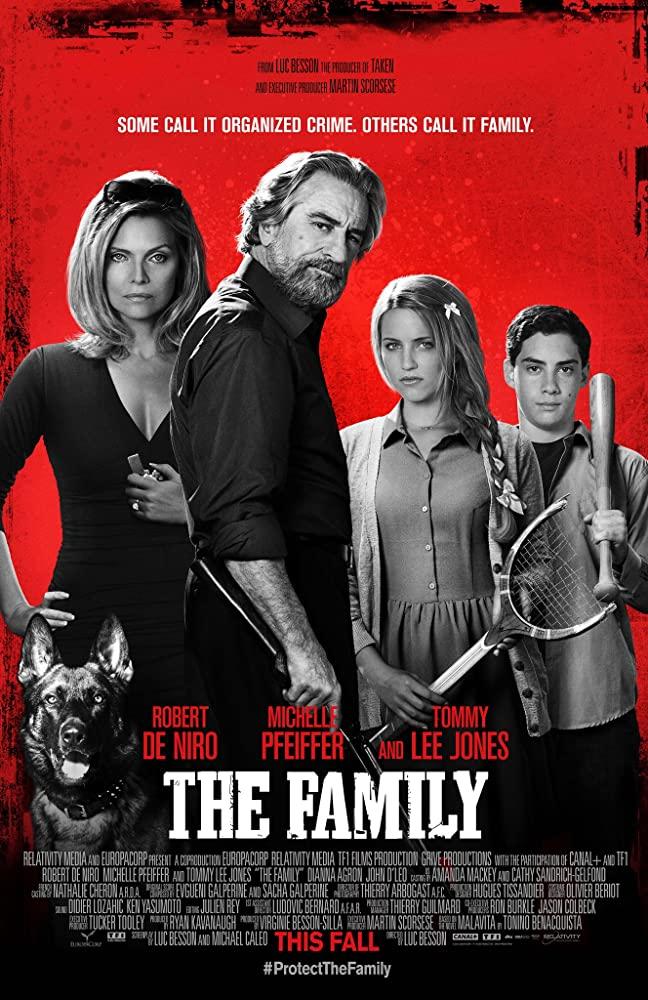 The Family kapak