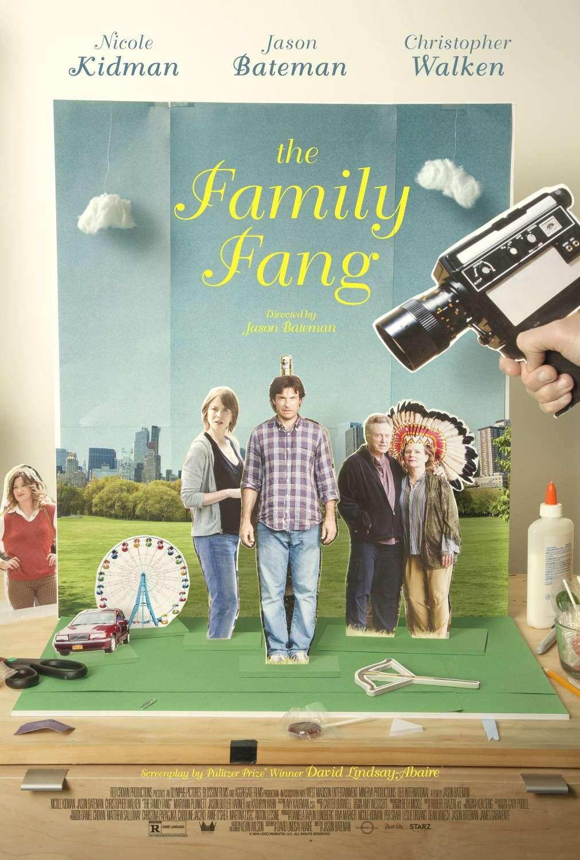 The Family Fang kapak